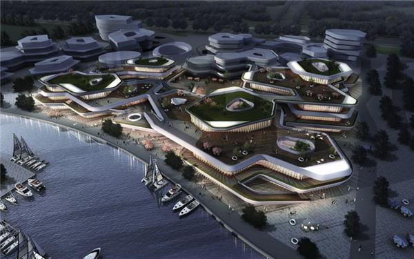 花果山商业街项目 | 秦皇岛 | 未.建筑设计研究所
