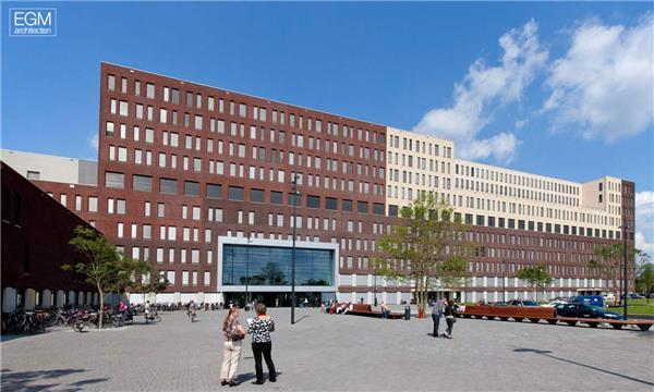 Jeroen Bosch医院 / EGM architecten