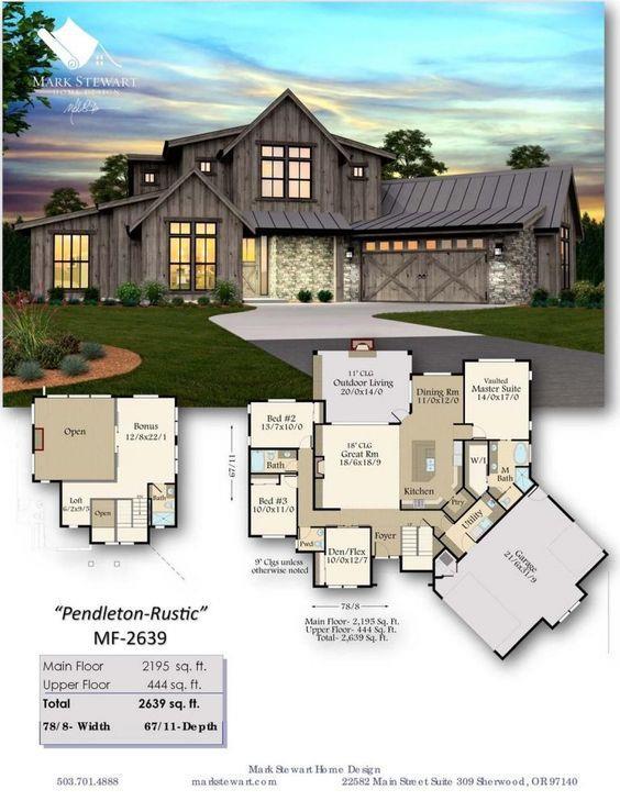 国外独立住宅平面设计