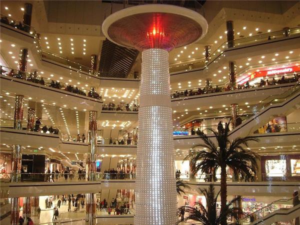 伊斯坦布尔Cevahir购物中心(Istanbul Cevahir)