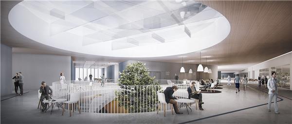 芬兰拉普兰中心医院扩建竞赛_428472