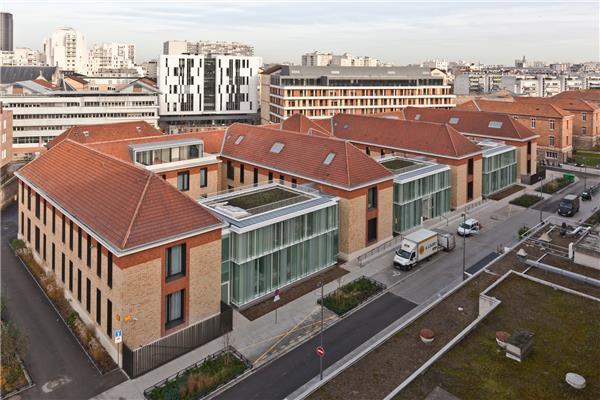 Broussais 医院大楼_428473