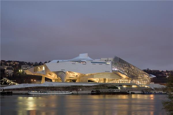 法国里昂汇流博物馆
