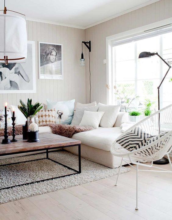 让您的客厅脱颖而出的10种最有效的方法_440045