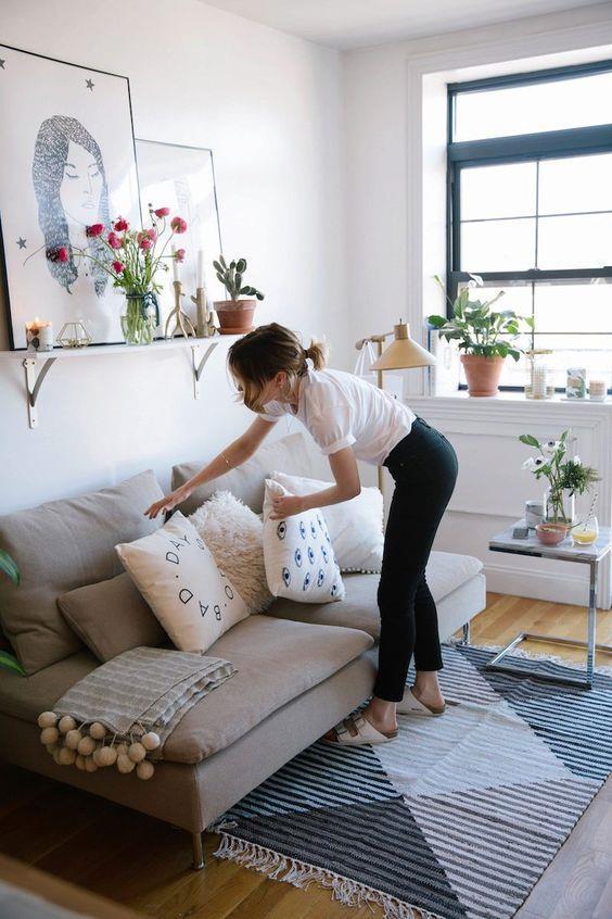 家居装饰的10种简单方法_440047