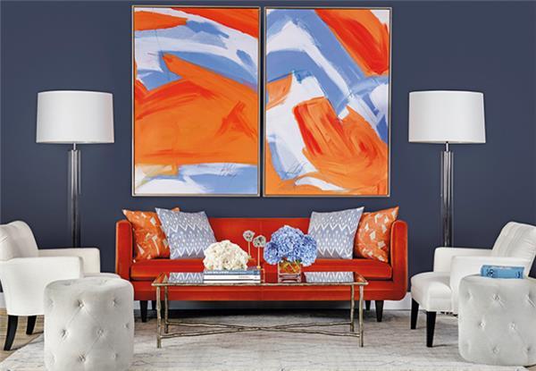 70种客厅装饰创意_440069