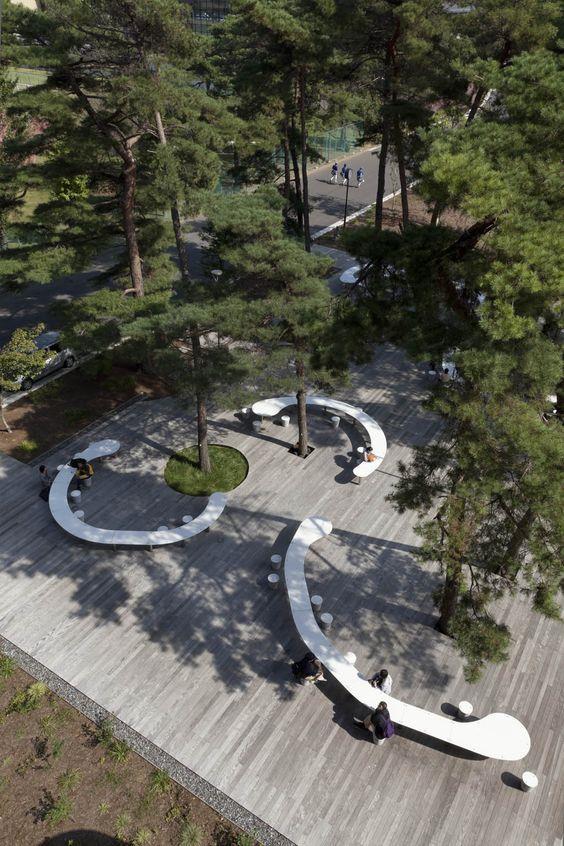 全球优秀大学校园景观案例_444510