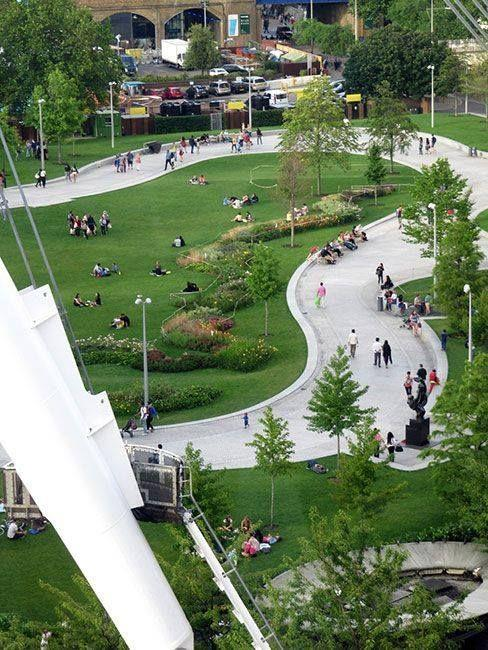 全球优秀大学校园景观案例_444545