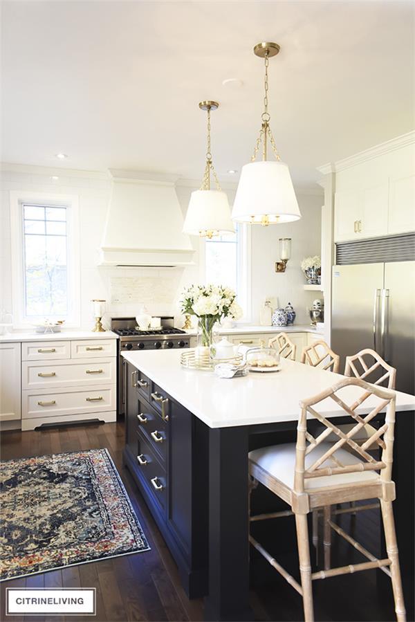 厨房吊灯装饰#citrineliving #装修装饰 #家居设计
