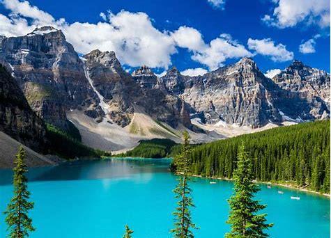 加拿大景色