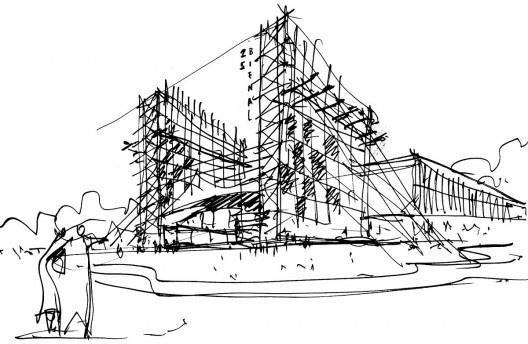 SP艺术双年展建筑