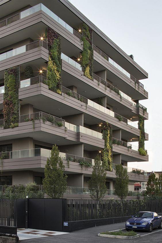 多层住宅(公寓)立面