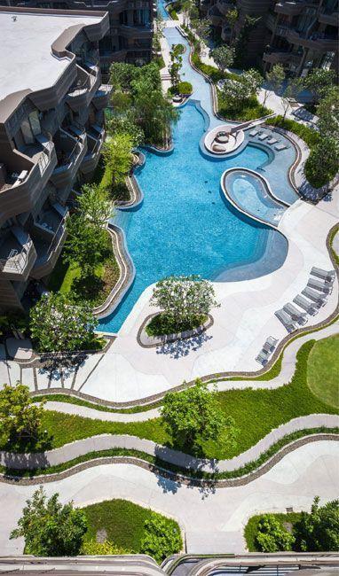 酒店景观_3518331