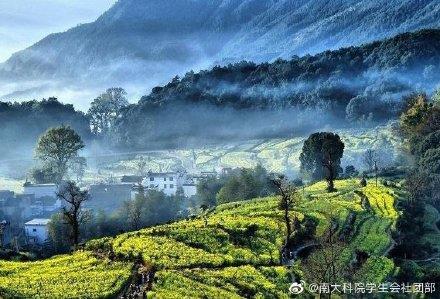 江西省上饶市江岭旅游景点