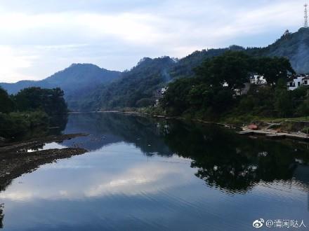 江西省上饶市汪口村旅游景点