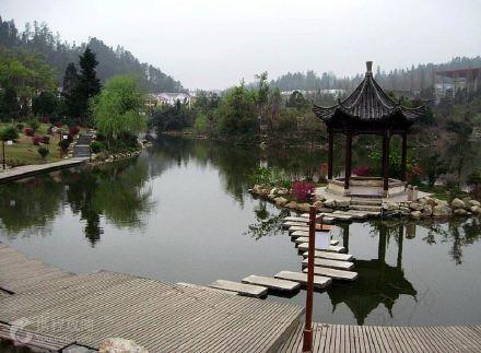 江西省吉安市茨坪旅游景点
