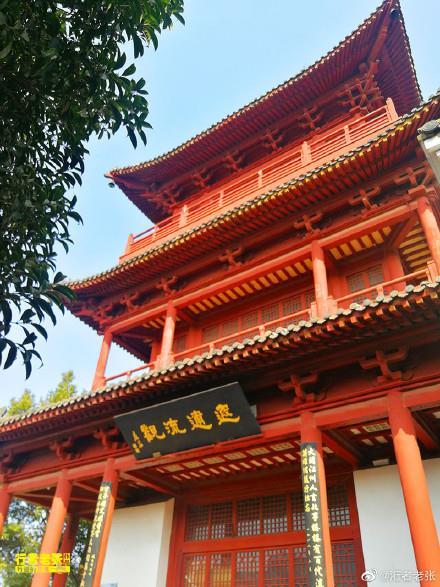 江西省九江市浔阳楼旅游景点