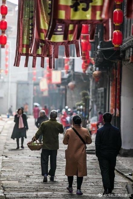 江西省鹰潭市上清古镇旅游景点