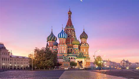 莫斯科标志建筑