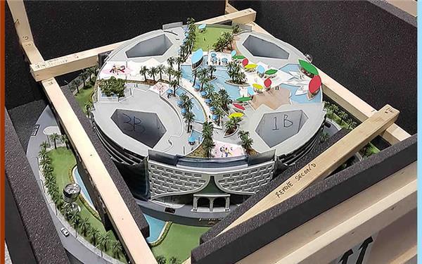 建筑分析模型
