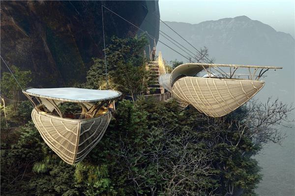 空中餐厅#餐厅