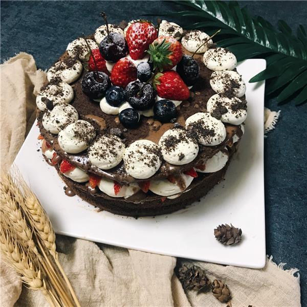 奥利奥蛋糕图片#美食 #奥利奥蛋糕图片 #甜品