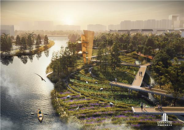 SWA-里湖新城核心区景观方案竞赛