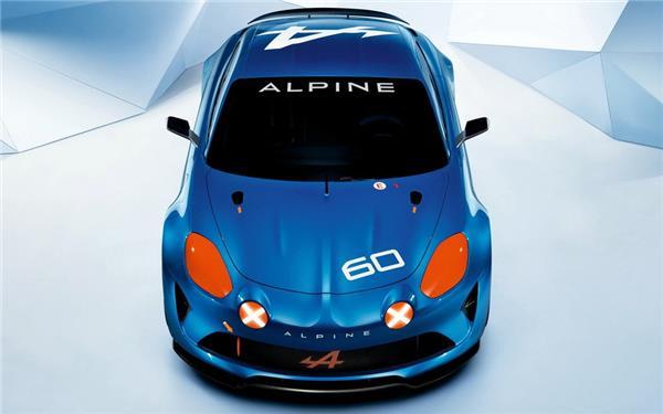 雷诺 2015 Alpine Celebration 概念车宽屏