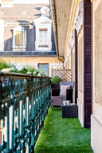 使您的阳台成为一个小的城市花园