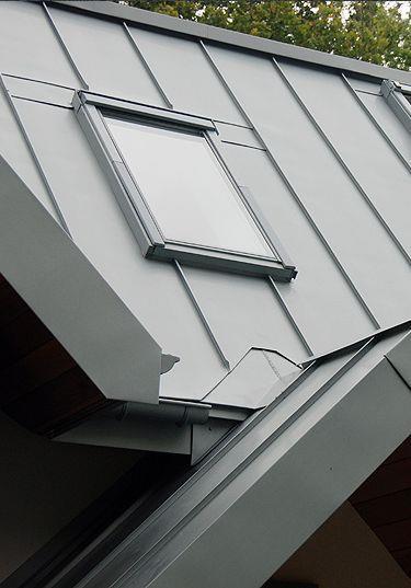 金属屋面的工业化效果