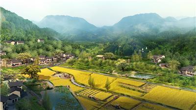 韶山村 / 东方农道建筑规划设计有限公司