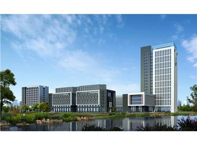 南京-钛能电气智慧水利科技园