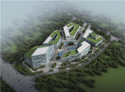 江苏  集群软件园