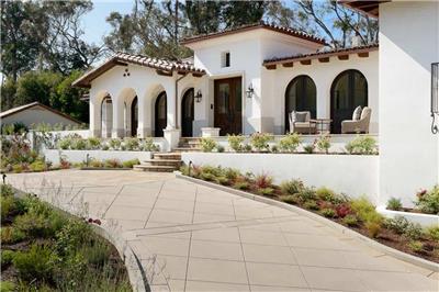 西班牙沿海风格别墅 加利福尼亚