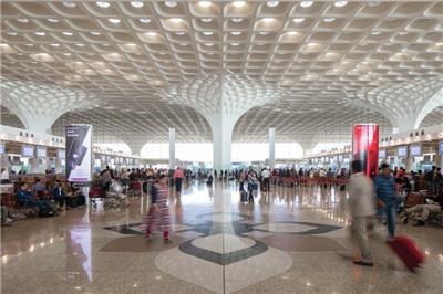 贾特拉帕蒂·希瓦吉国际机场2号航站楼(2020年AIA建筑奖)