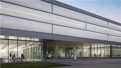 埃德·卡普兰家庭创新与技术创业研究所(2020年AIA建筑奖)