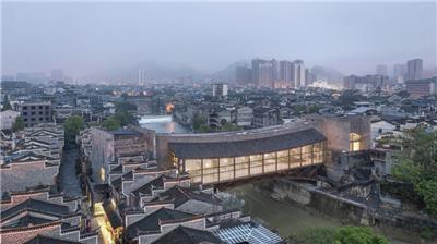 吉首美术馆(2020年AIA建筑奖)