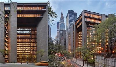 福特社会正义基金会中心(2020年AIA室内建筑奖)
