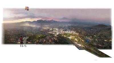 喀布尔城市设计(2020AIA区域和城市设计奖)