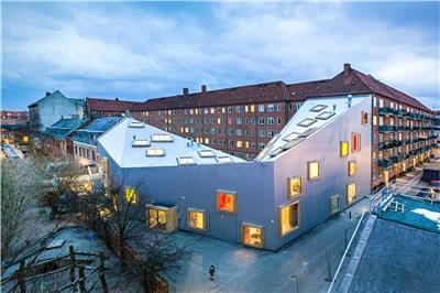 丹麦阿迈尔儿童文化馆