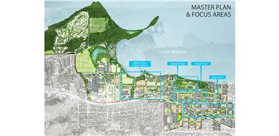 威斯康星大学麦迪逊分校整体景观规划
