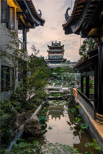 广州粤剧艺术博物馆建筑设计