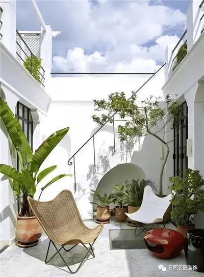 家庭小型庭院设计大全