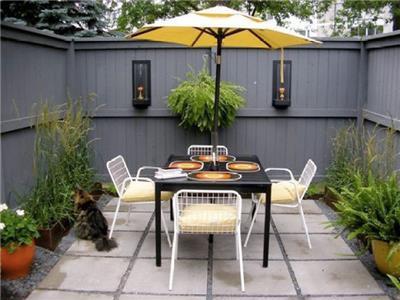 小型庭院的设计技巧