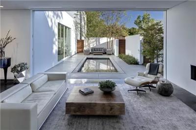 庭院小筑 | 小型庭院设计要点