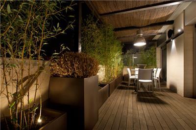 15个超美的小型别墅庭院设计案例