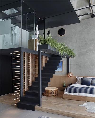 loft的装修