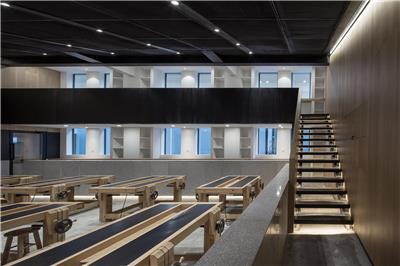挖掘都市之中的隐匿技艺——M.Y.Lab上海店空间改造