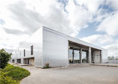工业厂房的二次改造,丹麦体育社区 Streetmekka Viborg