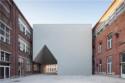 鲁汶天主教大学建筑学院改造